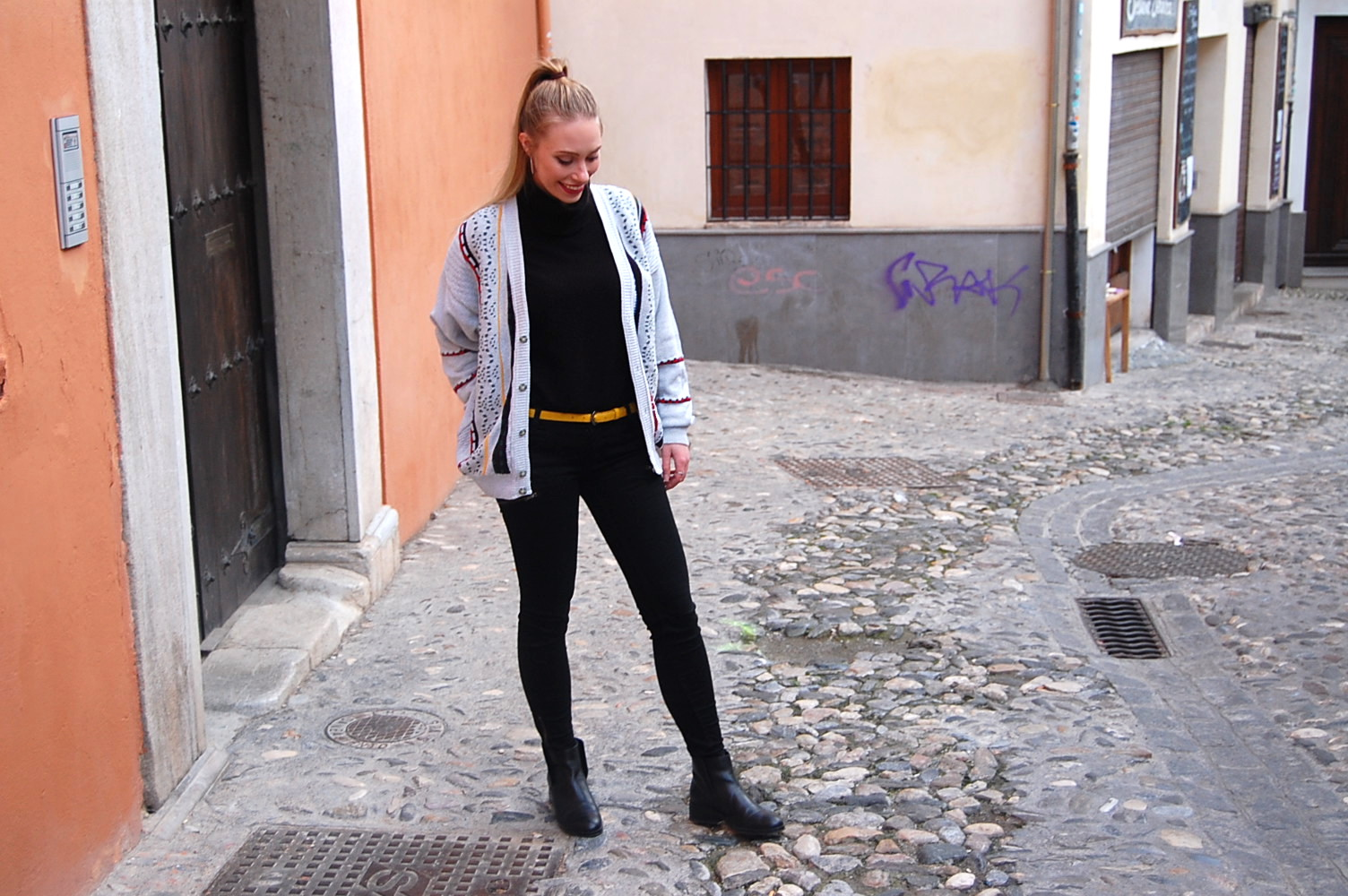 Sweater weather in Granada?