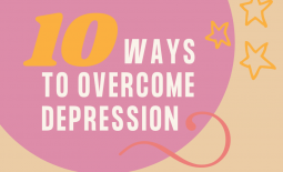 10 ways to overcome depression